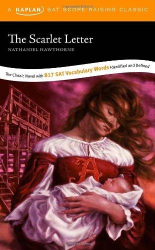 9781419542206: The Scarlet Letter: A Kaplan SAT Score-Raising Classic