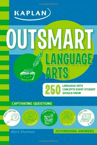 9781419550591: Outsmart Language Arts (Kaplan Outsmart)