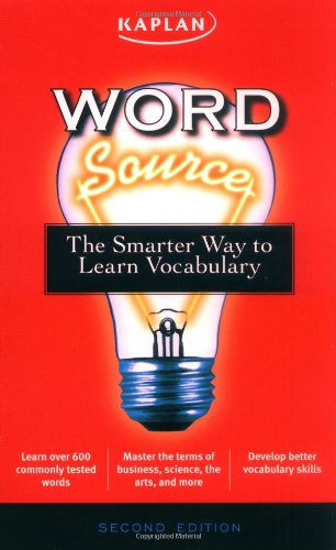 9781419551284: Word Source: The Smarter Way to Learn Vocabulary (Kaplan Word Source)