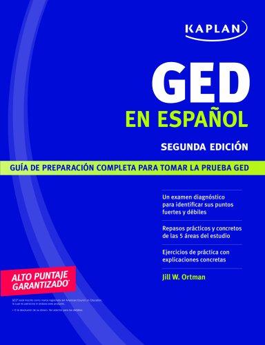 9781419551406: Kaplan GED en Espanol (Spanish Edition)