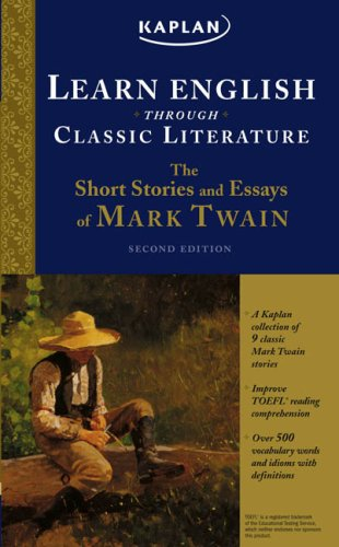 9781419552298: The Short Stories and Essays of Mark Twain (Learn English Through Classic Literature)
