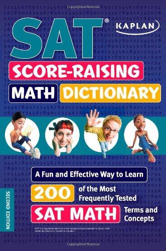 Kaplan SAT Score-Raising Math Dictionary: A Fun: Le Ny, Jeanine