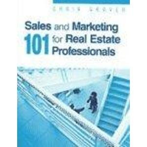 Sales & Marketing 101 for Real Estate Professionals: Chris Grover