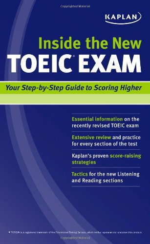 9781419591501: Inside the New TOEIC