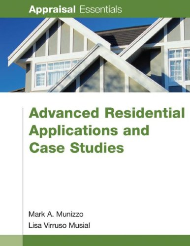 9781419592591: Advanced Residential Applications & Case Studies