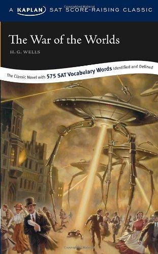 9781419593284: The War of the Worlds: A Kaplan SAT Score-Raising Classic