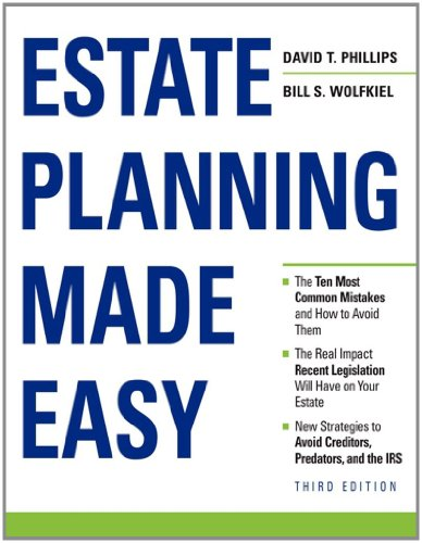 9781419595967: Estate Planning Made Easy, Third Edition