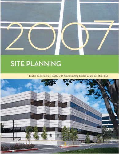 9781419596636: Site Planning, 2007 Edition