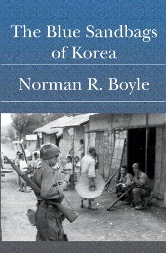 9781419605895: The Blue Sandbags of Korea