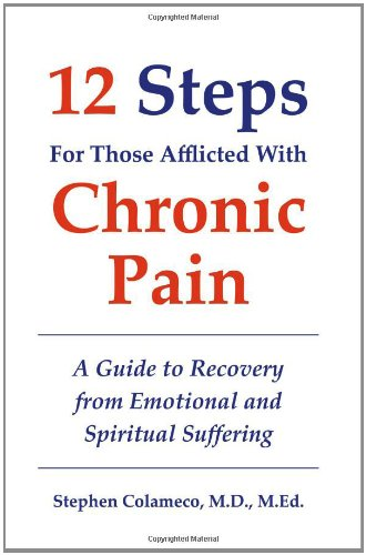 9781419606212: Twelve Steps For Those Afflicted With Chronic Pain: A Guide To Recovery From Emotional And Spiritual Suffering
