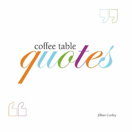 9781419610233: Coffee Table Quotes