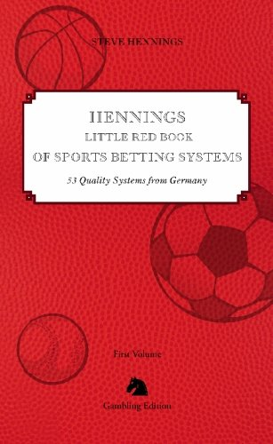 9781419616402: Hennings Little Red Book of Sports Betting Systems