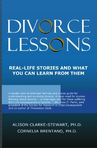 9781419617782: Divorce Lessons: Real Life Stories and What You Can Learn From Them