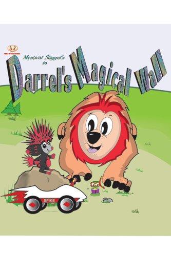 9781419621130: Darrel's Magical Wall