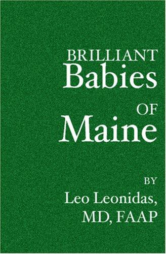 9781419621468: Brilliant Babies of Maine