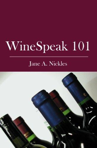 9781419626630: Winespeak 101