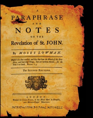 9781419627682: The Paraphrase and Notes on the Revelation of St. John