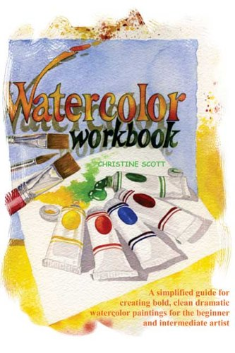 9781419627699: Watercolor Workbook