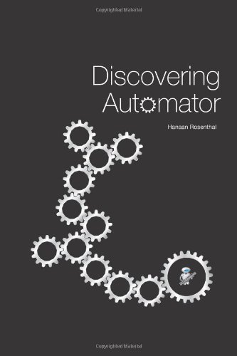 9781419632051: Discovering Automator