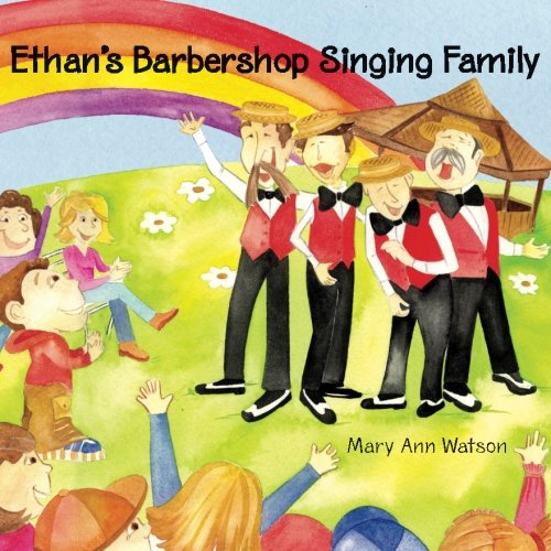 9781419632211: Ethan's Barbershop Singing Family