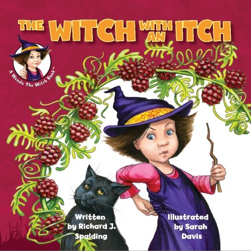 The Witch with an Itch: Spalding, Richard J.