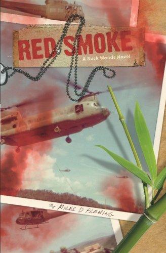 9781419641220: Red Smoke: A Buck Wood's Novel