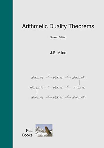 Arithmetic Duality Theorems: Milne, J. S.