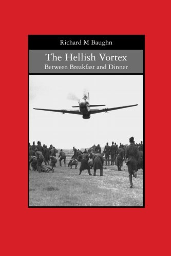 9781419647673: The Hellish Vortex: Between Breakfast and Dinner