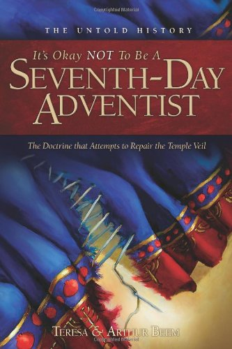 9781419654671: It's Ok Not to Be a Seventh-day Adventist