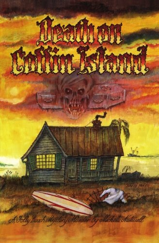9781419657641: Death on Coffin Island