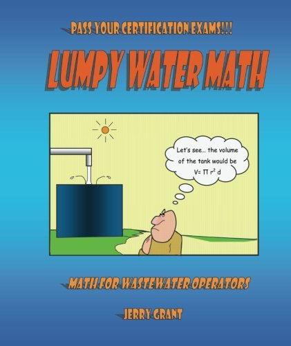 9781419659201: Lumpy Water Math: Math for Wastewater Operators