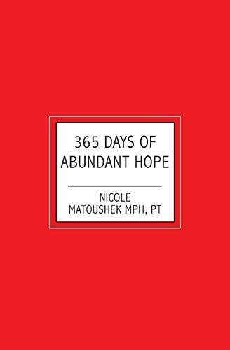9781419661174: 365 Days of Abundant Hope