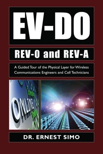 9781419662409: EV-DO Rev-0 and Rev-A:: The Physical Layer Explained