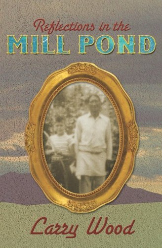 Reflections in the Mill Pond (1419664603) by Wood, Larry