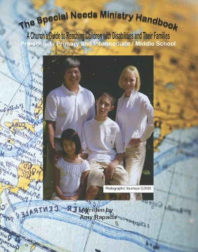 9781419665479: The Special Needs Ministry Handbook: A Church's Guide to Reaching Children with Disabilities and Their Families