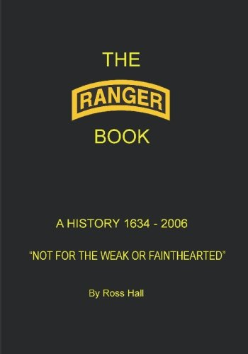9781419665745: The Ranger Book: A History 1634 - 2006