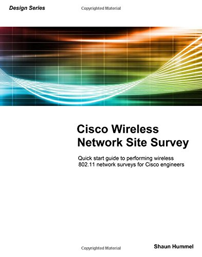 9781419667497: Cisco Wireless Network Site Survey