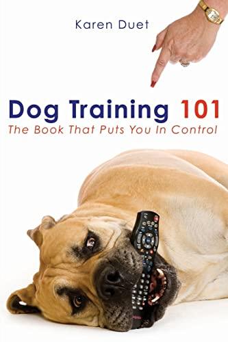9781419668920: Dog Training 101