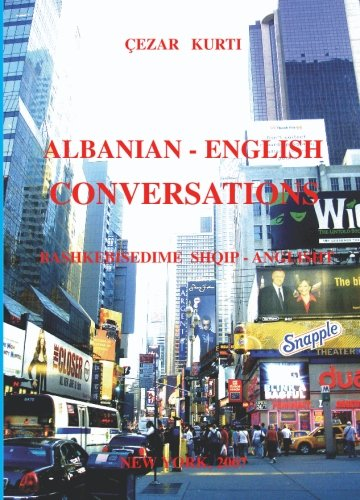 9781419671517: Albanian-english Conversations: Bashkebisedime Shqip-anglisht