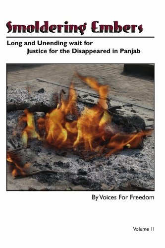 9781419672804: Smoldering Embers: Long and Unnending Wait for Justice for the Dissappeared in Panjab (Volume 2)