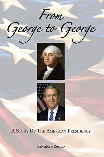 From George to George: A Study of: Salvatore John Rosato