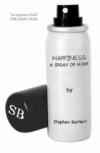 Happiness: A Spray of Hope: Stephen Bartlett