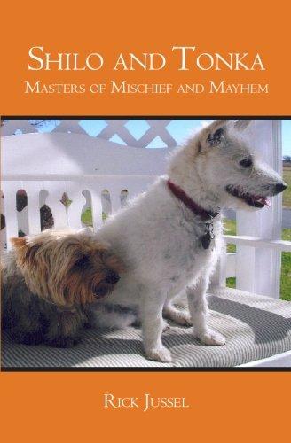 9781419674495: Shilo and Tonka: Masters of Mischief and Mayhem