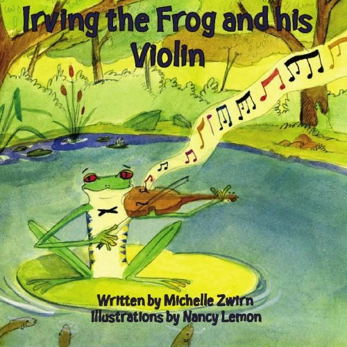 9781419677410: Irving the Frog and his Violin