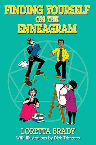 9781419679278: Finding Yourself on the Enneagram