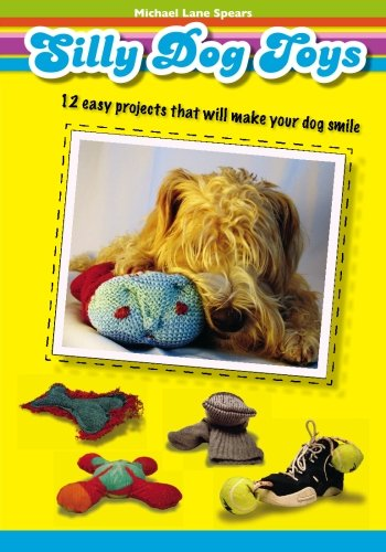9781419679407: Silly Dog Toys:: 12 Easy Projects That Will Make Your Dog Smile
