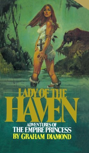 9781419680731: Lady of the Haven: Adventures of the Empire Princess