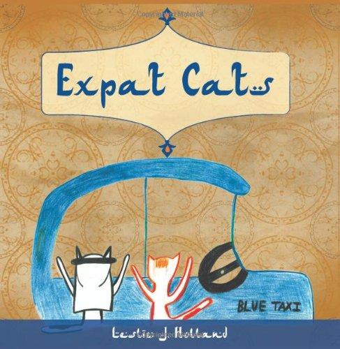9781419685286: Expat Cats