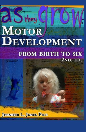 9781419692635: As They Grow: Motor Development from Birth to Six