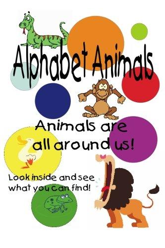 Alphabet Animals: Guy Bridges